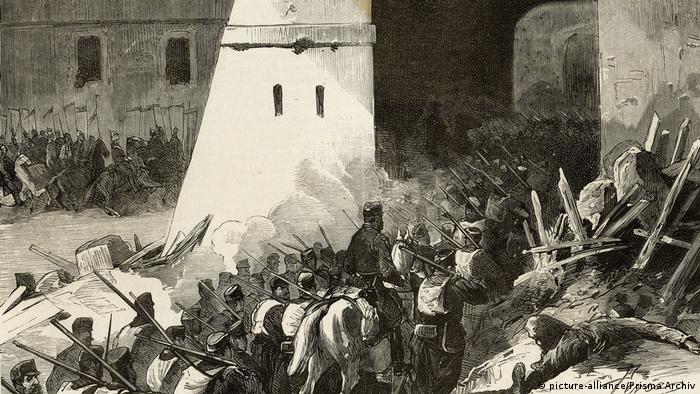 Spanien 3. Karlistischer Krieg (1872-1876) (picture-alliance/Prisma Archiv)