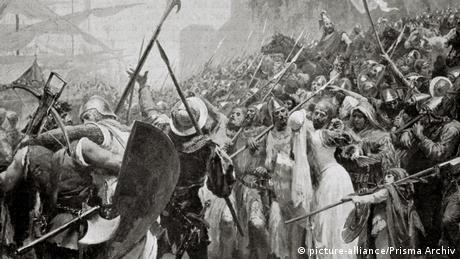 Spanien Die Eröberung Mallorcas (picture-alliance/Prisma Archiv)