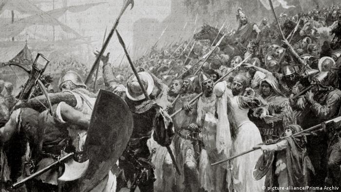 Завоевание Майорки (репродукция)