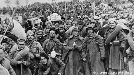 Spanischer Bürgerkrieg (picture-alliance/AP Photo)