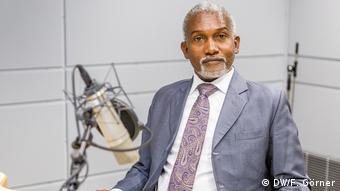 DW Hausa | Yusuf Tuggar, Botschafter Nigeria