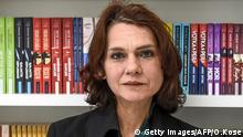Asli Erdogan (Getty Images/AFP/O.Kose)