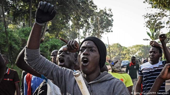 Uganda - Protests in Kampala (Getty Images/AFP/I. Kasamani)
