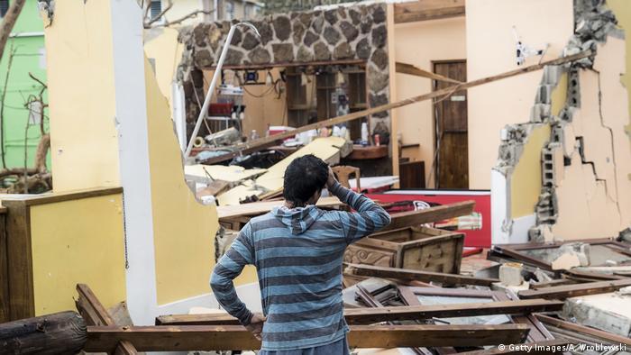 Puerto Rico Hurrikan Maria