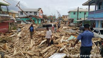 Dominica Hurrikan Maria