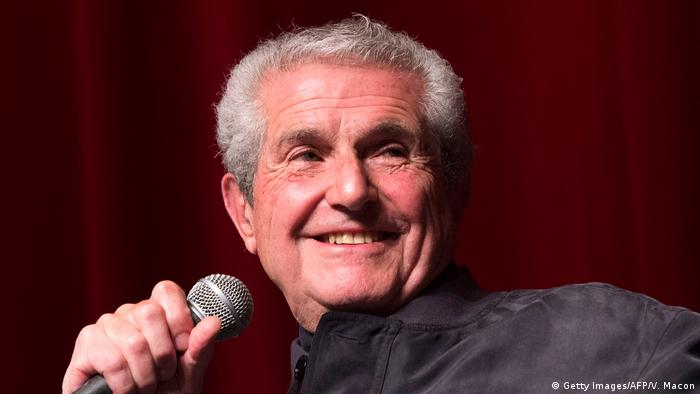 Claude Lelouch (Getty Images/AFP/V. Macon)