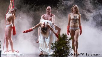 Theaterfestival Bitef Theaterstück Mount Olympus