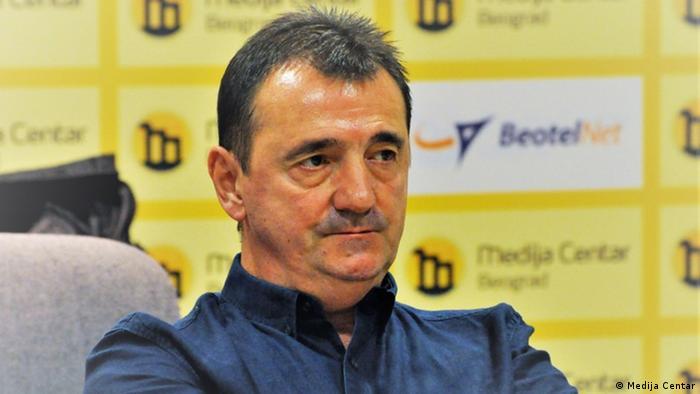 "Slaviša Lekić, autor dokumentarnog filma ""Vladalac"""