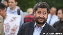 Hristo Ivanov Politiker Bulgarien