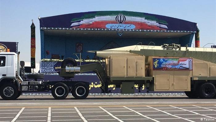 Ballistische Rakete Khorramshahr