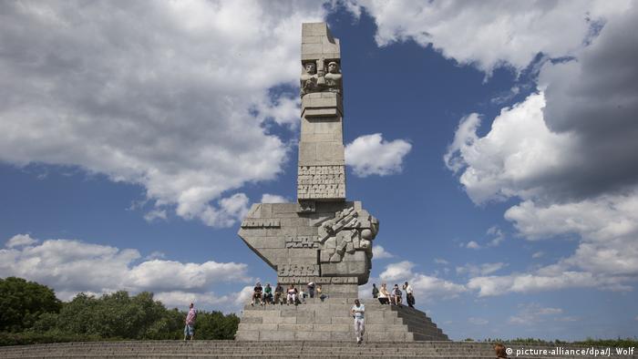 Polen Danzig- Westerplatte