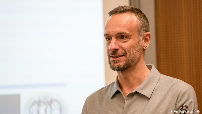 Deutschland Dirk Schulz, Dozent für Gender Studies an der Universität zu Köln (Universität zu Köln)
