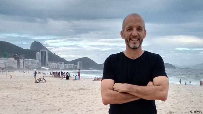 Brasilien Sergio Viula, Ex-Pastor aus Rio de Janeiro (privat)