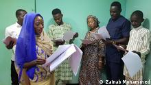 Abuja-Nigeria, Crime Fighters Haussa 2017