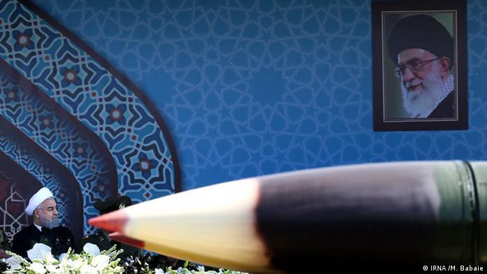 اشپیگل: برنامه موشکی، هدف تحریمهای جدید اتحادیه اروپا است.