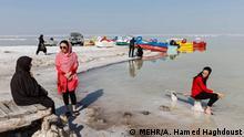Iran Urumieh See