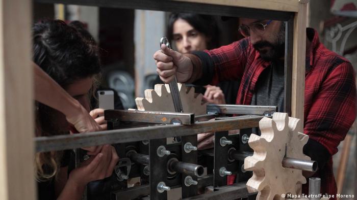 Goethe-Institut Bogota-Die Zukunft der Erinnerung (El futuro de la Memoria):