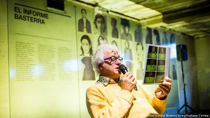 Goethe-Institut Buenos Aires- Die Zukunft der Erinnerung (El futuro de la Memoria):