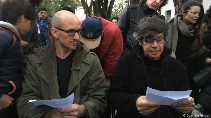 Goethe-Institut Buenos Aires-Die Zukunft der Erinnerung (El futuro de la Memoria):
