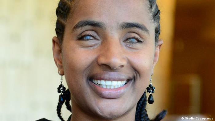Äthiopien Gewinnerin des alternativen Nobelpreises, Yetnebersh Nigussie