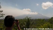 Why An Eruption Of Bali S Mount Agung Is So Dangerous Science In