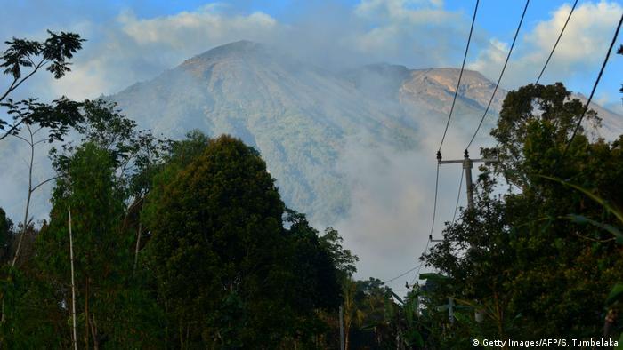 höchster vulkan der welt