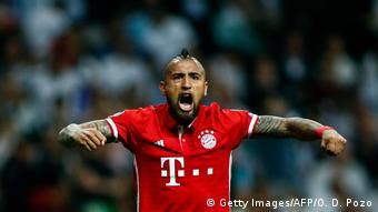Fußball-Bundesligaspiel FC Bayern München - VfL Wolfsburg
