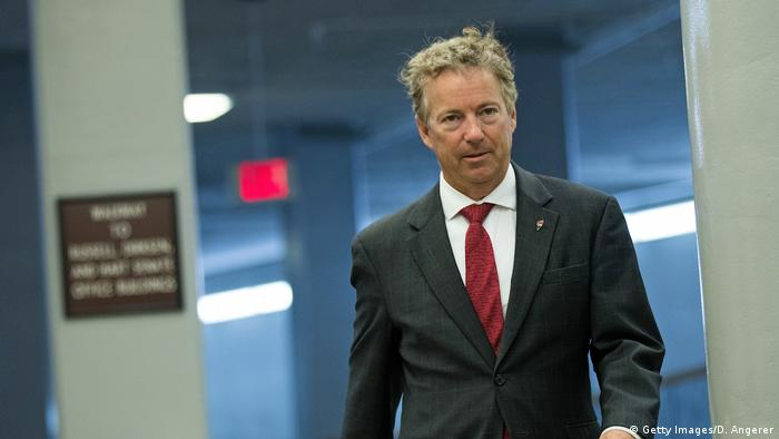 USA Rand Paul (Getty Images/D. Angerer)