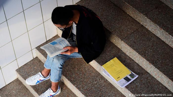 Student lernt (picture-alliance/ZUMAPRESS.com)