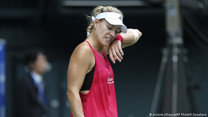 Angelique Kerber (picture-alliance/AP Photo/K.Sasahara)