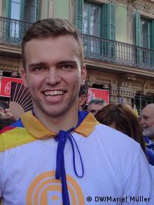 Barcelona, Alfred Nogueres, Unabhängigkeitsbefürworter