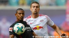 Fußball Bundesliga Eintracht Frankfurt - RB Leipzig