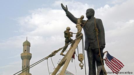 15 χρόνια από την πτώση του Σαντάμ