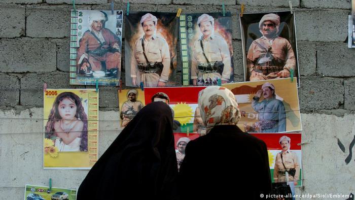 Irak Wahlkampagne in Erbil (picture-alliance/dpa/Sioli/Emblema)