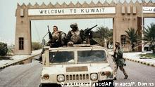 Irak Zweiter Golfkrieg
