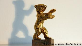 Urso de Ouro, o principal prêmio do Festival de Cinema de Berlim