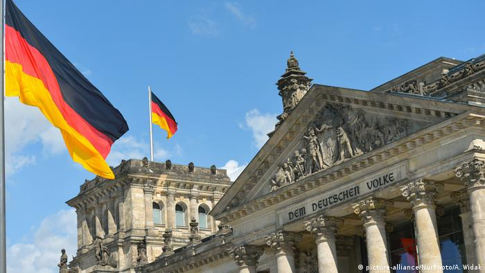 Berlin Reichstag (picture-alliance/NurPhoto/A. Widak)