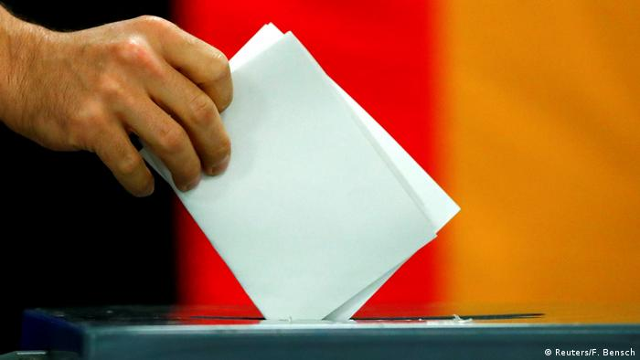Deutschland Bundestagswahl