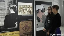 Ausstellung, 14.09.-29.10.2017 Foto: Jens Weber Ort: NS-Dokumentationszentrum München Erinnerung bewahren. Sklaven- und Zwangsarbeiter des Dritten Reiches aus Polen 1939–1945 (14|09–29|10|2017 München)