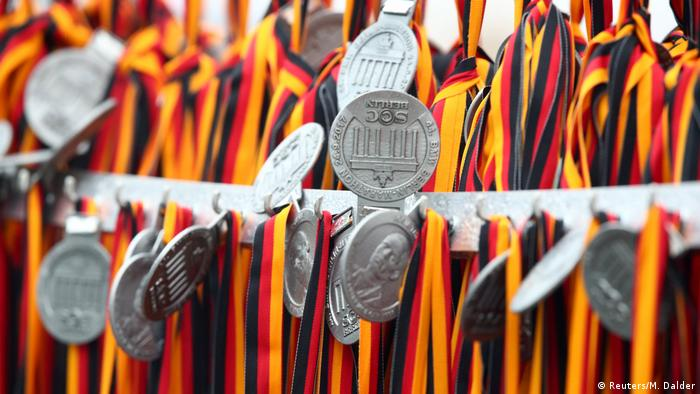 Deutschland Berlin Marathon (Reuters/M. Dalder)