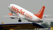 Airbus A319-111 von easyJet