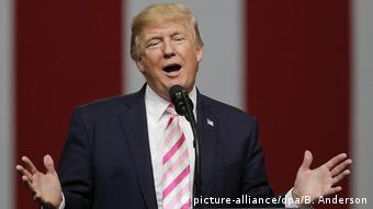 USA Trump in Alabama (picture-alliance/dpa/B. Anderson)