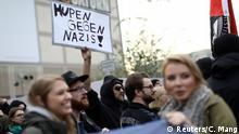 Bundestagswahl 2017 | Protest gegen AfD in Berlin