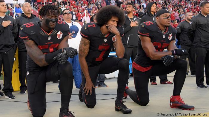 Colin Kaepernick (Reuters/USA Today Sports/K. Lee)