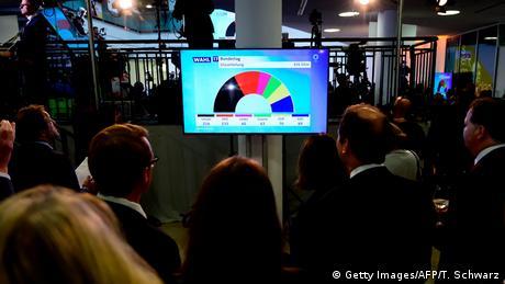 Bundestagswahl 2017 | CDU - Anhänger in Berlin