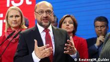 Bundestagswahl 2017   SPD - Martin Schulz, Kanzlerkandidat