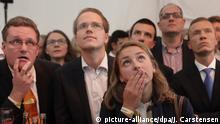 Bundestagswahl 2017 | CDU Anhänger