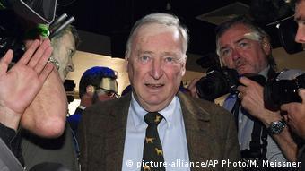 один из лидеров партийного списка АдГ Александер Гауланд