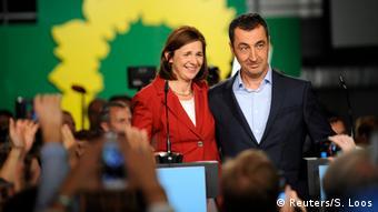 Partneri za pregovore - dvojac na čelu Zelenih Göring-Eckardt & Özdemir