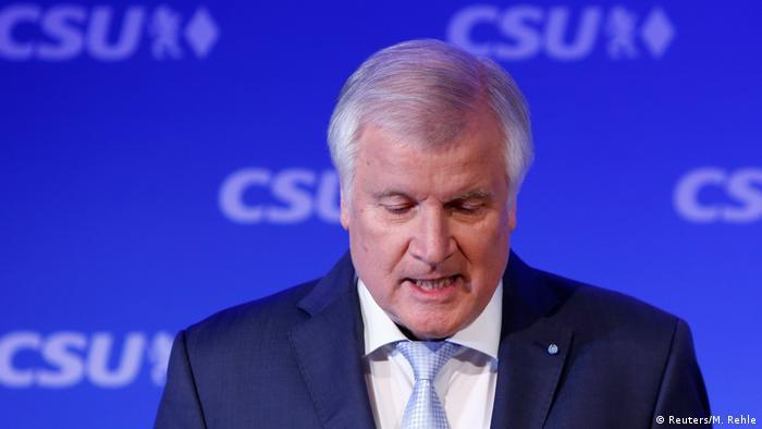 Bundestagswahl 2017 | CSU - Horst Seehofer, Ministerpräsident Bayern